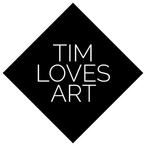 TIM LOVES ART